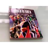Libro Jl: Worlds Greatest Superheroes + Funko Pop Aquaman