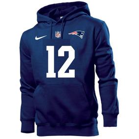 Blusa Frio Moletom Moleton New England Patriots Nfl