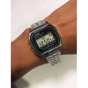 ed42a94d82f Relogio Casio Dourado Com Prata - Relógios De Pulso no Mercado Livre ...