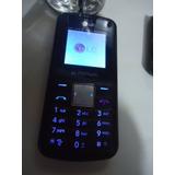 Celular Lg-kp106b Op Tim Funcionando Sem Carregador N0047