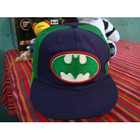 Gorra New Era Batman - Gorras Hombre New Era en Mercado Libre México 6fe82e6a7ea