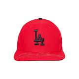 Boné New Era 950 Or 040 Wordsway Los Angeles Vermelho ae4be52614c