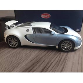 Bugatti Veyron 1/18 Auto Art Zerado!