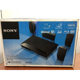 Hometheater Sony 5.1 1000 W. Blu-ray 3d/disc/ Bluet Bdv-e210