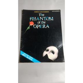 Revista Alto Saxofone The Phantim Of The Opera 1988 Usada