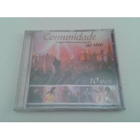 Cd Comunidade Evangélica Da Zona Sul. 10 Anos. Cd Novo - CDs de ... eb8ae311bf6b7