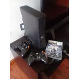 Xbox 360, 250 Gb De Capacidad.