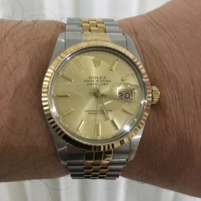 012389652fc Pulseira Em Ouro Vermelho Com Relógio Rolex C715 La Gemme - Relógios ...