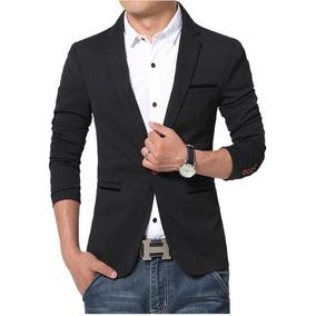 Saco Casual Formal Blazer Slimfit Maxima Calidad Con Forro