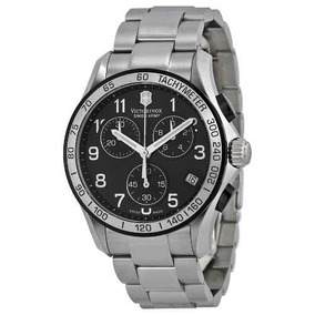 5602005e182 Relógio Victorinox 241403 Swiss Army Chrono Classic Aço