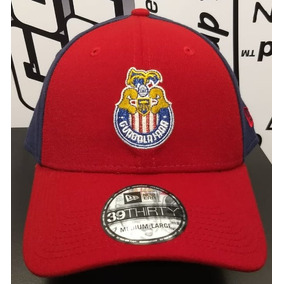 Chivas De Guadalajara Rojo Casual New Era Original 39thirty 5f1650c5eac