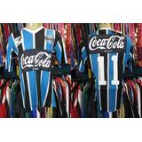 Grêmio 1991 Camisa Titular Tamanho G Número 11.