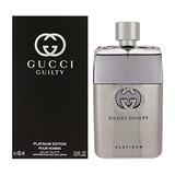 Gucci Guilty Platinum Edition Eau De Toilette Spray For Men dbfe7c3562f