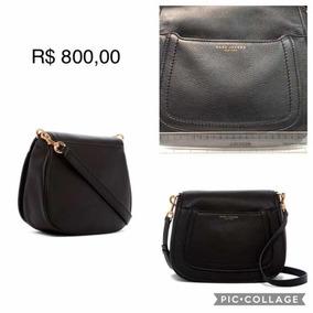 ba1b5cdb1b754 Bolsa Marc Jacob Original - Bolsa de Couro Femininas no Mercado ...