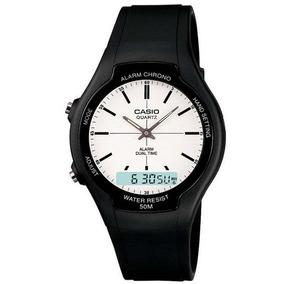 df5b8a1b848 Relogio Casio Aw 90h 9evdf - Relógios no Mercado Livre Brasil