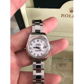 53afc0e1e13 Relogio Antigo De Ouro E Diamantes - Relógios no Mercado Livre Brasil