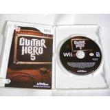 Guitar Hero 5 Juego Para Wii Wiiu