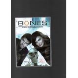 Dvd Bones 6ª Temporada Completa -4 - Discos- Original