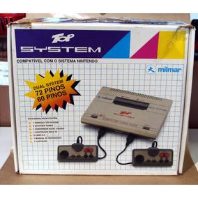 Console Top System Milmar Game Nintendo Raridade