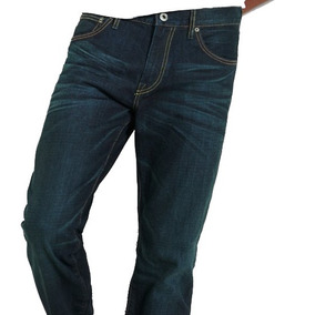 Tapered Leg Classic Fit Jeans Express Originales Talla 30