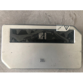 Amplificador Processador Audio Digital Integrado Jbl Ms8