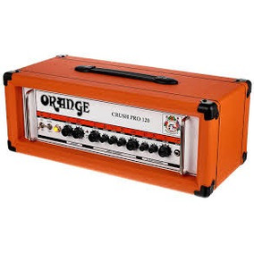 Amplificador Orange Crush Pro Cr 120h // Marshall Fender