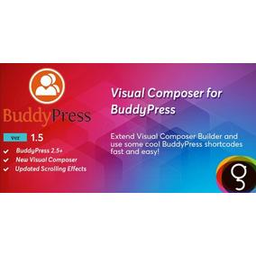 Buddypress Para O Visual Composer