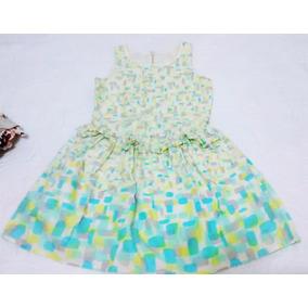 Vestidos Infantis Passeio 4 Anos Seminovos (4 Peças)