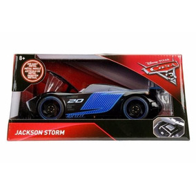 Diney Cars 3 Jada Toys 1:24 Jackson Storm *-*