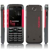Nokia 5310 Color Negro Con Rojo Nuevo Libre