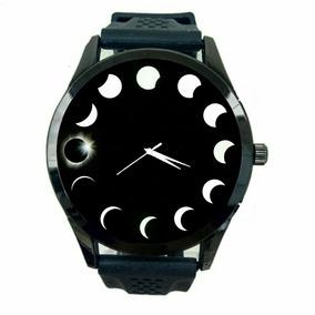 98fea5f942e Relógio De Eclipse Lua Unissex Barato Promoção Garantido T81