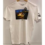 Camisa Hurley Nike Dri-fit E Algodão Tamanho Ggg Original 9c82ffc7dc54c