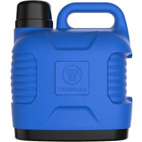 Garrafao Termico 5 Litros Termolar Supertermo Azul