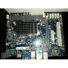 Placa Mãe Semp Toshiba + Processador