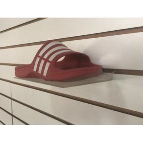 Pzas Zapato Calzado Panel Ranurado Acrílico