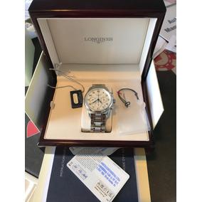 ed8204ca88f Relógio Longines Master Collection Automático Cronógrafo