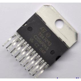 Tda7293 Circuito Integrado Amplificador Audio 100 W Pandatec