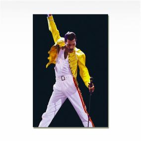 6 Poster Beatles Pink Floyd Freddie Marley Jurassic Cobain