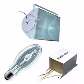 Kit Serigrafia Lampada Refletor Reator Externo 400w Promoção