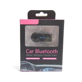Kit 3 Pçs - Adaptador Bluetooth Para Rádio Do Carro