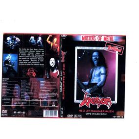 Dvd Venom-hell At Hammersmith-live In London 1985