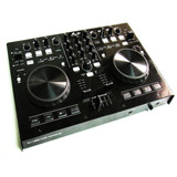 Consola Pro Dj 200 Gbr 2 Canales Mic Auriculares Usb *11
