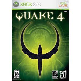 Jogo Quake 4 Xbox 360 X360 Midia Fisica Original Pronta Entg