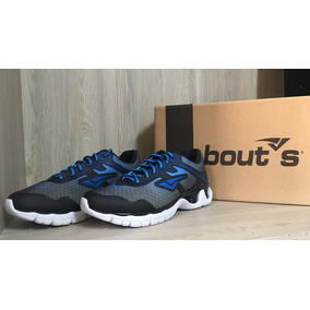 Tenis Caminhada Masculino Bouts Confortável - 7299392