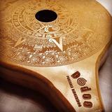 Dg Doo - Didgeridoo Portatil - Diseños Pirograbados Laser