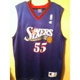 Polo De Basket Nba Sixers - Mutombo