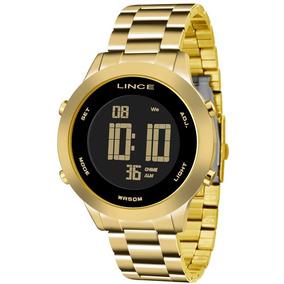 Relógio Lince Sdph038l + Garantia De 1 Ano + Nf