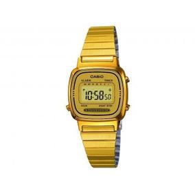 a3ce7264d49 Relogio Casio Feminino Com Calendario - Relógios no Mercado Livre Brasil