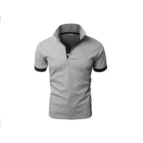 Camisa Polo Masculina M Pronta Entrega Excelente Qualidade 4adbf82bcddd2