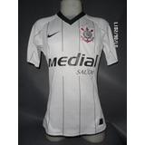 Camisa Corinthians Medial Saúde - Camisa Corinthians Masculina no ... 30390c802e1f0